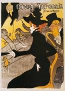 Henri de Toulouse-Lautrec, Japanese Divan