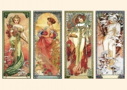 A.M. Mucha - The Seasons