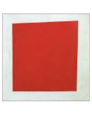 Kazimir Malevich - Red Square
