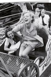 Enjoying Rollercoaster
