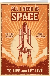 All I need is Space