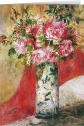 Auguste Renoir  Roses in a Vase ( 1876)