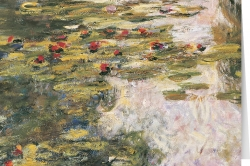 Claude Monet - The Water Lily Pond (1917-18)