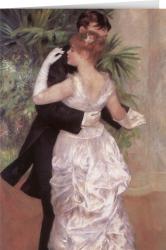 Auguste Renoir - Dance in the City (1883)
