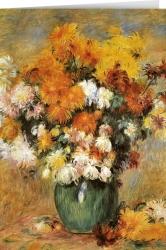 Auguste Renoir - Chrysanthemums (1885)