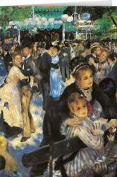 Auguste Renoir - Ball at the Moulin de la Galette (1876)