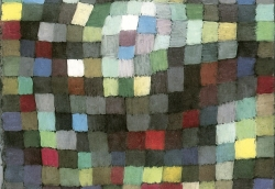 Paul Klee - May Picture (1925 Detail)