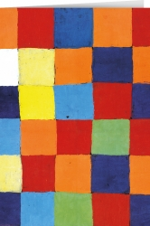 Paul Klee - Farbtafel (1930)