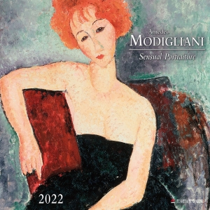 Amedeo Modigliani - Sensual Portraits 2022