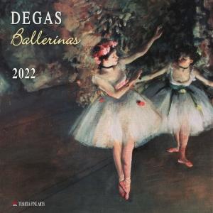 Edgar Degas - Ballerinas 2022