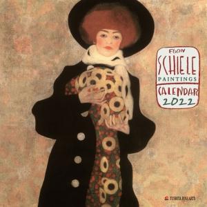 Egon Schiele - Paintings 2022