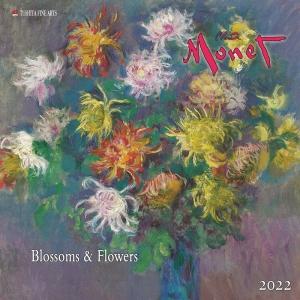 Claude Monet - Blossoms & Flowers 2022