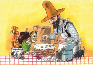 Pfannkuchen machen