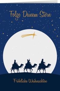 Folge deinem Stern, Fröhliche Weihnachten
