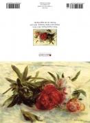P.A. Renoir - Päonien auf weißem Tischtuch