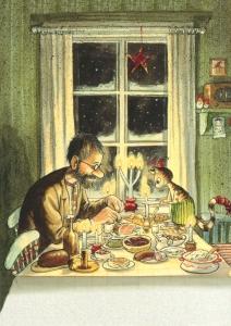 Weihnachtsbesuch