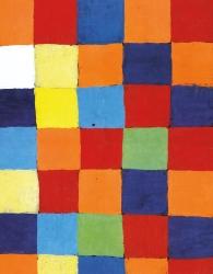 Paul Klee - Farbtafel 1930