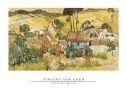 Vincent van Gogh - Vue Dáuvers