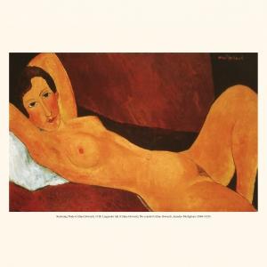 Amedeo Modigliani - Sweet Moments 2022