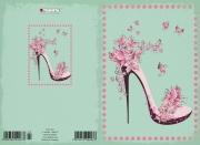 Shoes a la mode
