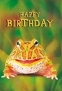 Viel Glück zum Geburtstag!