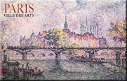 Paris- Ville des Arts