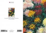 Claude Monet - Chrysanthemen