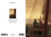 C.D. Friedrich - Auf dem Segler
