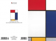P. Mondrian - Compos. With Red, Blue and yellow