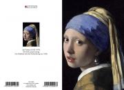 Jan Vermeer - Das Mädchen mit dem Perlenohrgehänge