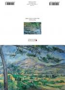 Paul Cezanne Mont Sainte-Victoire (1887)