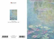 Claude Monet Water Lilies (1908)
