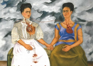 Frida Kahlo - The Two Fridas