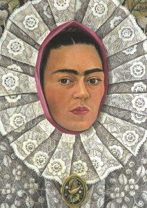 Frida Kahlo - Self-Portrait