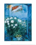 Marc Chagall - A dream