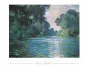 Claude Monet - Bras de seine pre de giverny II