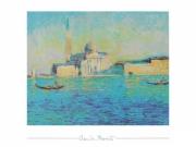 Claude Monet - Venice, San Giorgio Maggiore