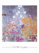 Gustav Klimt - Blumengarten