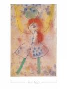Paul Klee - Mit grünen Strümpfen