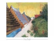 Vincent van Gogh - Mas aux Saint-Maries