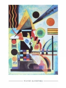 Wassily Kandinsky - Swinging