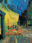 Vincent van Gogh - Nachtcafe in Arles