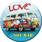 LOVE... not war