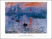 Claude Monet - Impression Soleil Levant